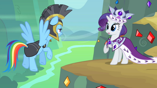 File:Rarity confronted by Commander Hurricane S2E11.png