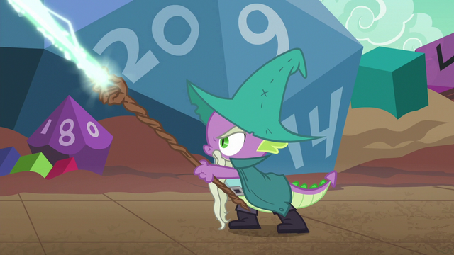 File:Spike casting a spell S6E17.png