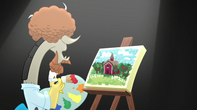 File:Discord puts his brush on red paint S5E22.png