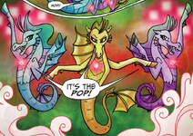 FIENDship is Magic issue 3 The Sirens