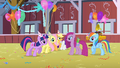 Pinkie Pie angry at her friends S1E25.png