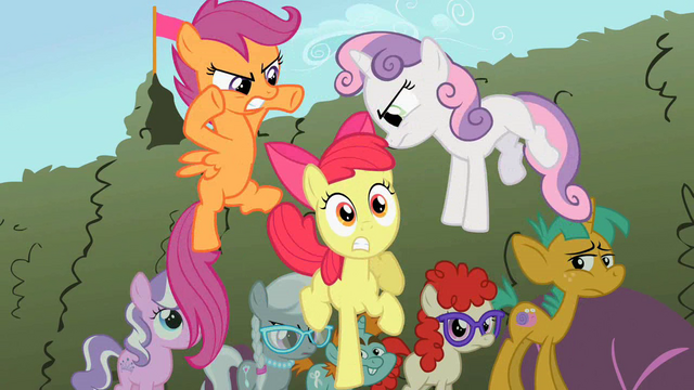 File:CMC about to duke it out S2E01.png