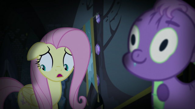 "File:Fluttershy ""I'll take your word"" S5E21.png"