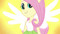 Fluttershy sprouts Pegasus wings EG3
