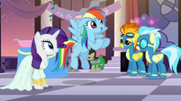 """Rainbow """"I can't believe I just met"""" S5E15"""