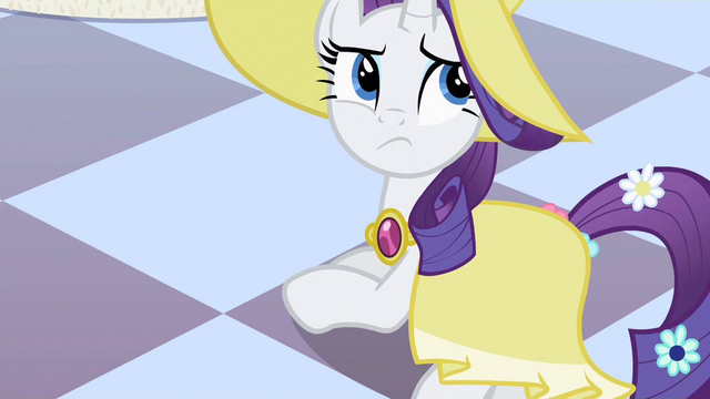 File:Rarity not pleased S2E9.png