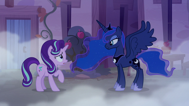 """File:Starlight Glimmer """"what are you doing here?"""" S6E25.png"""