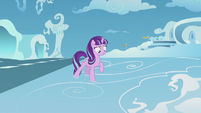 Starlight notices Twilight and Spike are gone S5E25