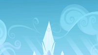 The Crystal Empire sky S3E12