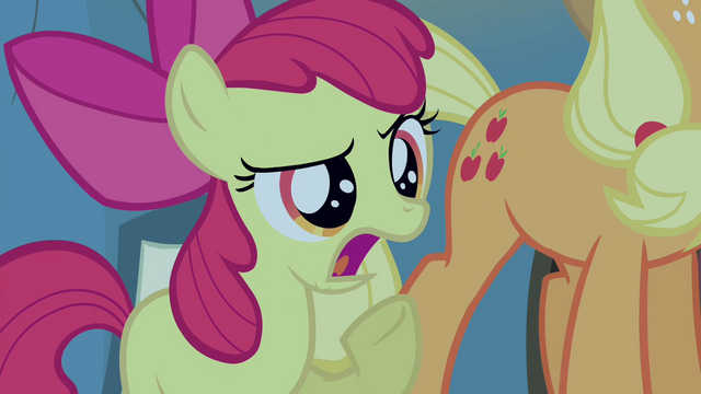 "File:Apple Bloom ""and now she can"" S4E20.png"