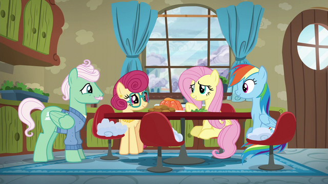 File:Fluttershy 'I'm so glad you asked' S6E11.png