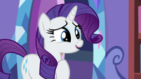 "Rarity ""but it is very sweet of you"" S5E19"