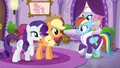 """Rarity """"you could always join us"""" S6E10.png"""