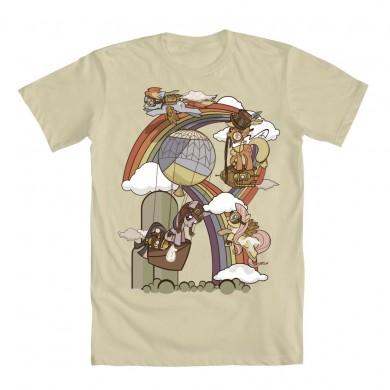 File:Steampunk Ponies T-shirt WeLoveFine.jpg