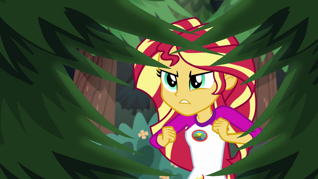File:Sunset Shimmer fails to catch Timber in the act EG4.png