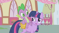 """Twilight """"can't think straight when I'm hungry"""" S1E03"""