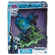 Guardians of Harmony Fan Series Queen Chrysalis and Changelings packaging