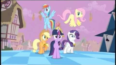 Tiny Pop (UK) - New episodes of My Little Pony Starts 30th November Promo - 2013