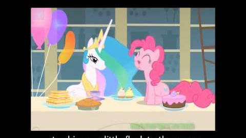 FANMADE Epic Pony Battle of History- Pinkie Pie vs
