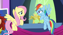 """Rainbow """"with my name permanently etched"""" S5E3"""
