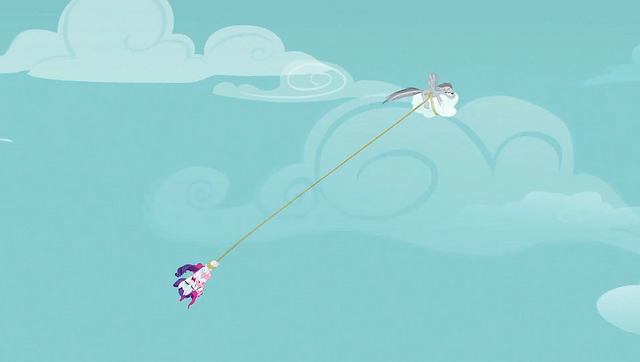 File:Rarity and Pinkie being carried away S2E02.png