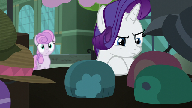 File:Rarity looks for a different hat S5E16.png