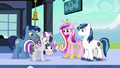 Twilight Velvet holds Flurry Heart S6E2.png