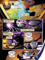 MLP The Movie Prequel issue 1 page 1