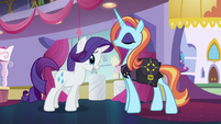 """Rarity """"I would expect nothing less"""" S5E14"""