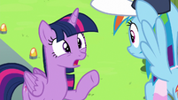 """Twilight Sparkle """"that could lead to trouble!"""" S6E24"""
