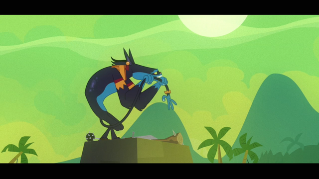 File:Ahuizolt shielding himself with his tail S4E04.png