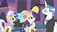 Rarity missed this S2E9