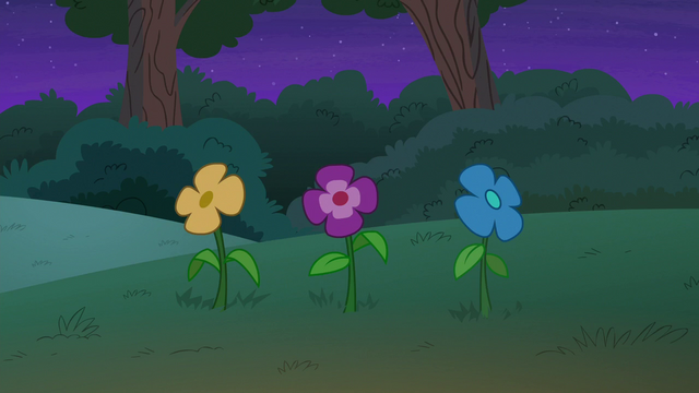 File:Row of flowers in the ground S6E25.png