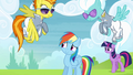 Spitfire and Fleetfoot give Rainbow time to think S4E10.png