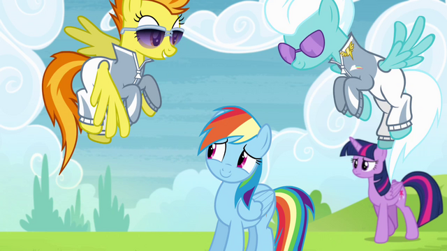 File:Spitfire and Fleetfoot give Rainbow time to think S4E10.png