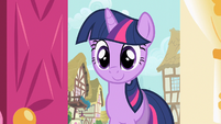 Twilight at door S2E13