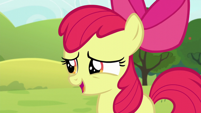 "File:Apple Bloom ""to make it last minute"" S5E17.png"
