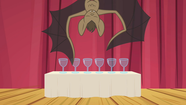 File:Bat playing music with glasses S2E07.png