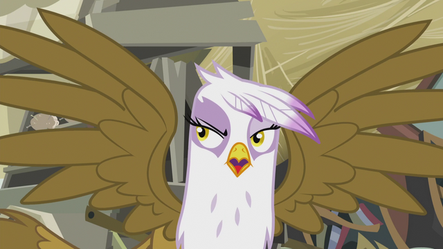 File:Gilda groaning S5E8.png