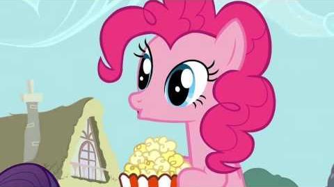 Pinkie Pie - (popcorn)