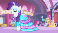 Rarity 'most of all' S4E13