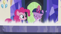 Twilight making the Cutie Map disappear S5E8