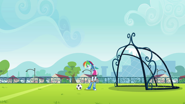 File:Soccer ball rolls next to Rainbow's feet EG.png