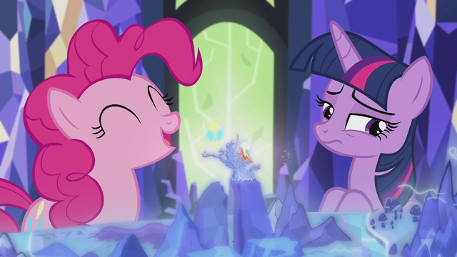 "File:Pinkie ""you are the Princess of Friendship"" S5E8.png"