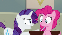 "Rarity ""we are the perfect team for this!"" S6E12"