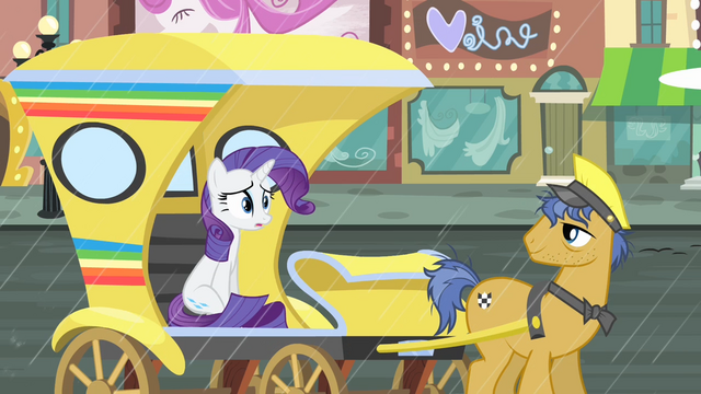 File:Rarity sitting on the cab S4E08.png