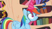 "Rainbow Dash ""I'm the series' biggest fan"" S4E04"