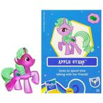 Crystal-Shine Mystery Pony Apple Stars