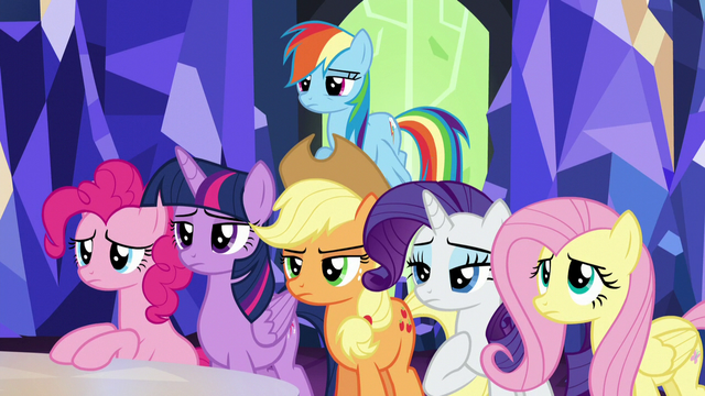 File:Mane Six not amused S5E22.png
