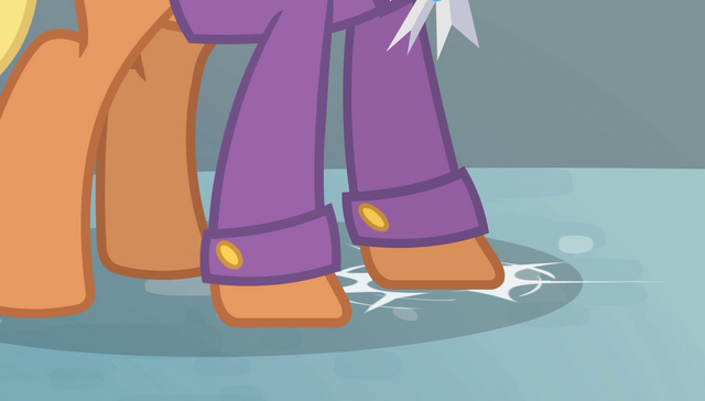 File:Ms. Harshwhinny tapping her hoof S4E24.png
